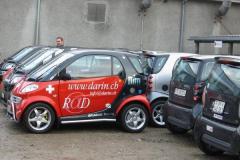 Einführung Roadster 2003