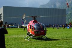 Hubschrauber Zigermeet