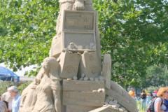 Sandskulpturenfestival 2006