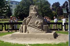 Sandskulpturenfestival 2007