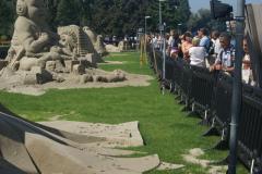 Sandskulpturenfestival 2008