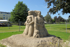 Sandskulpturenfestival 2011