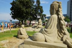 Sandskulpturenfestival 2013