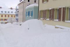 Schneemassen Winter 2006